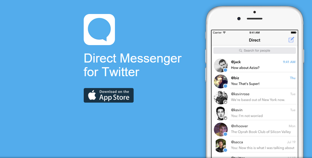 Direct-Messenger
